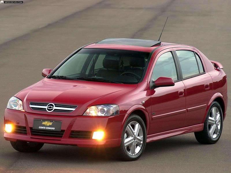 Chevrolet Astra 2005 foto - 5