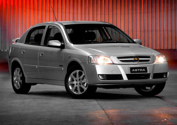 Chevrolet Astra 2006 foto - 5