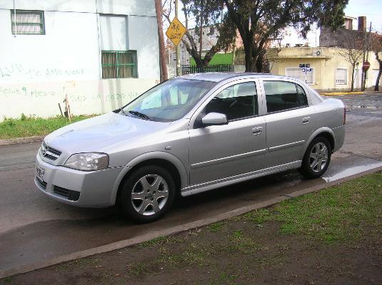 Chevrolet Astra 2008 foto - 1