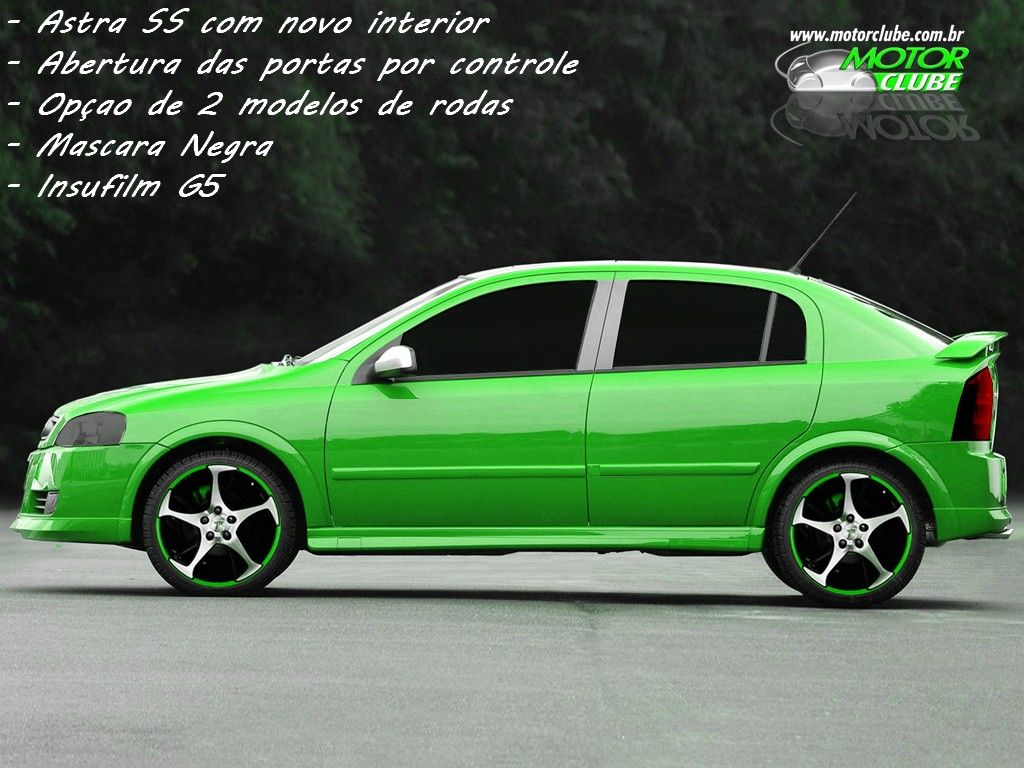 Chevrolet Astra 2008 foto - 2