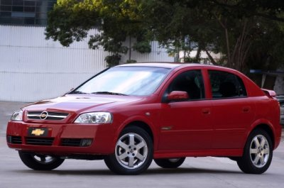 Chevrolet Astra 2008 foto - 3