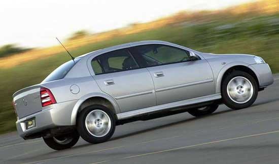 Chevrolet Astra 2009 foto - 1