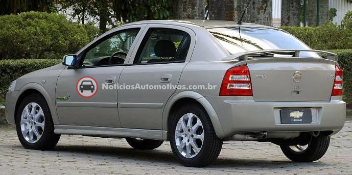 Chevrolet Astra 2009 foto - 3