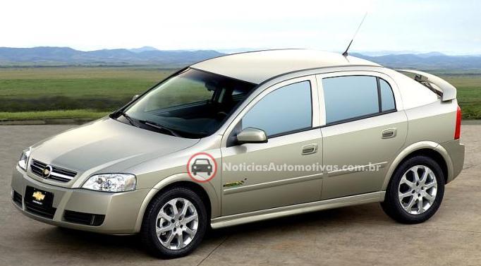 Chevrolet Astra 2009 foto - 5