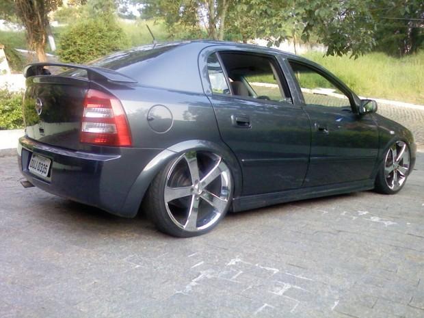 Chevrolet Astra 2010 foto - 2