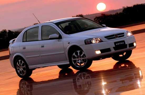 Chevrolet Astra 2010 foto - 4