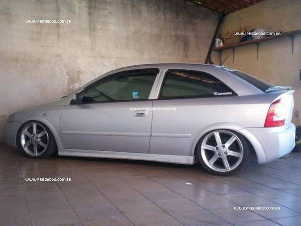 Chevrolet Astra 2011 foto - 1