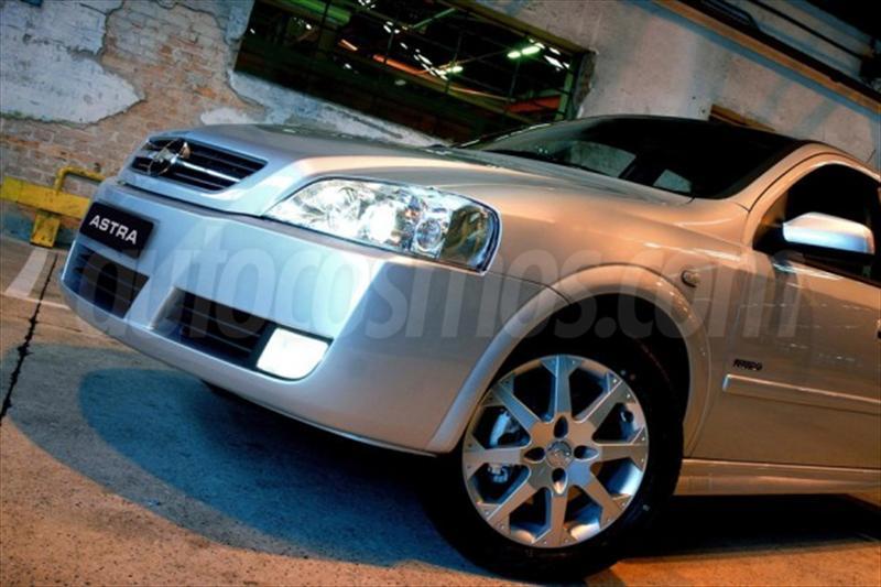 Chevrolet Astra 2011 foto - 4