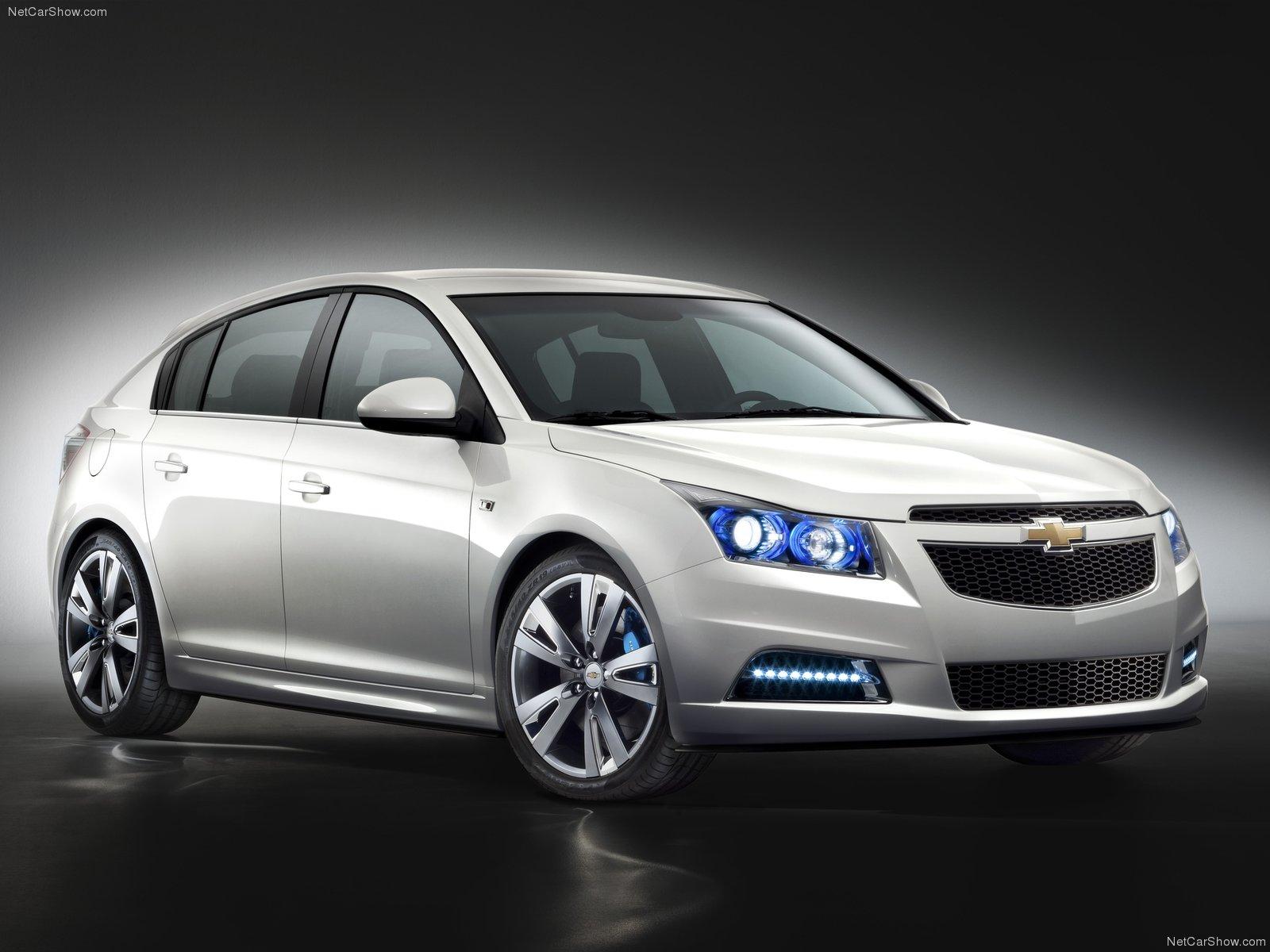 Chevrolet Astra 2012 foto - 4