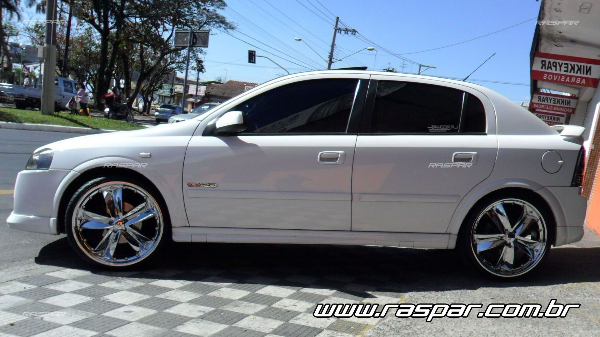 Chevrolet Astra 2013 foto - 2