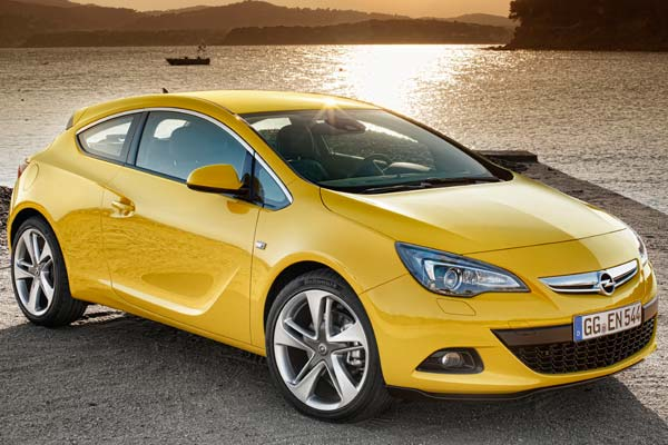 Chevrolet Astra 2014 foto - 1