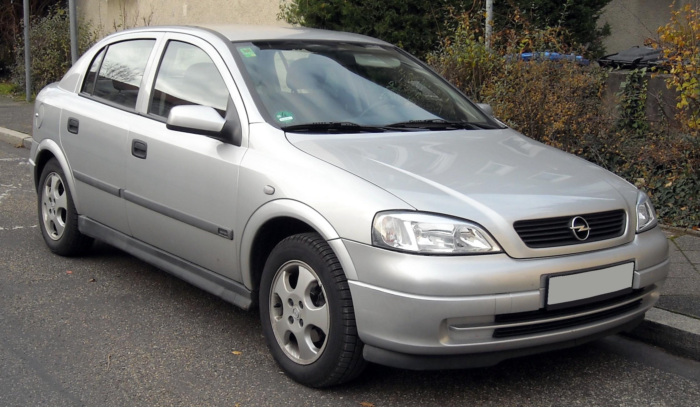 Chevrolet Astra 2014 foto - 5
