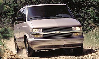 Chevrolet Astro 1993 foto - 5