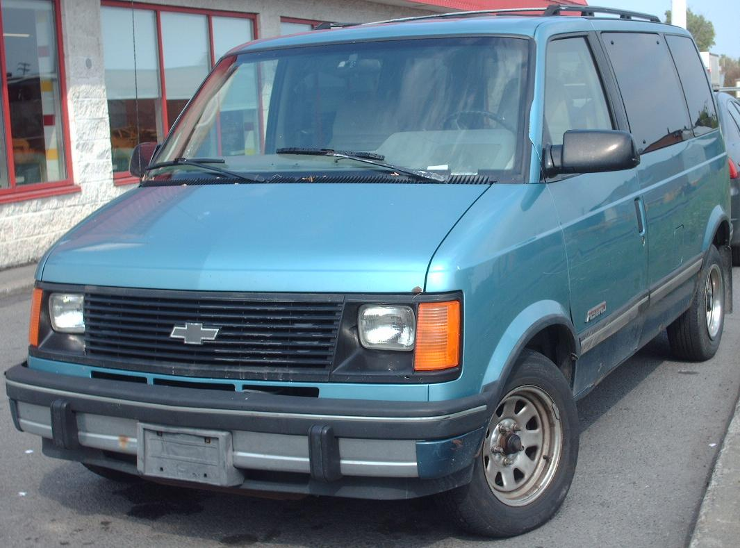 Chevrolet Astro 1994 foto - 1