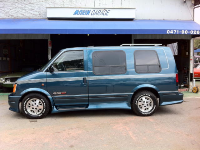 Chevrolet Astro 1994 foto - 4