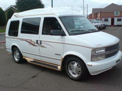 Chevrolet Astro 1996 foto - 5