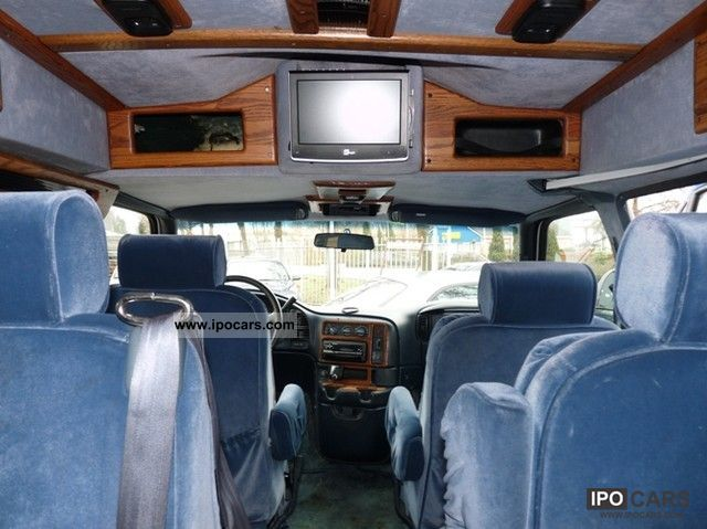 Chevrolet Astro 1997 foto - 4