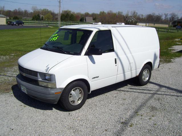 Chevrolet Astro 1997 foto - 5