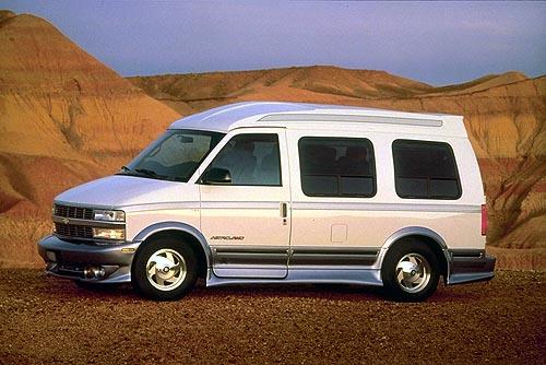 Chevrolet Astro 1998 foto - 3