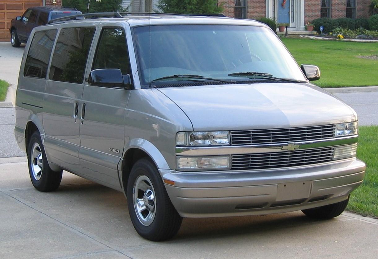 Chevrolet Astro 1998 foto - 5