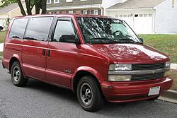 Chevrolet Astro 2000 foto - 2