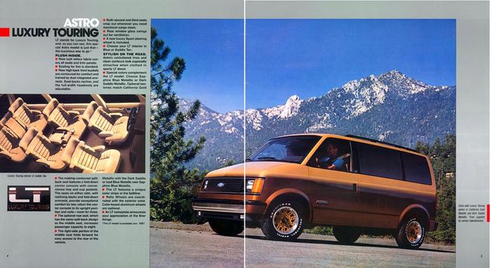 Chevrolet Astro 2000 foto - 3