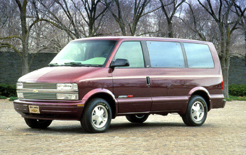 Chevrolet Astro 2000 foto - 4