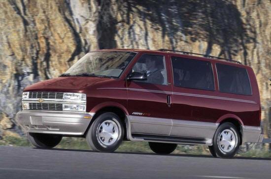 Chevrolet Astro 2002 foto - 4