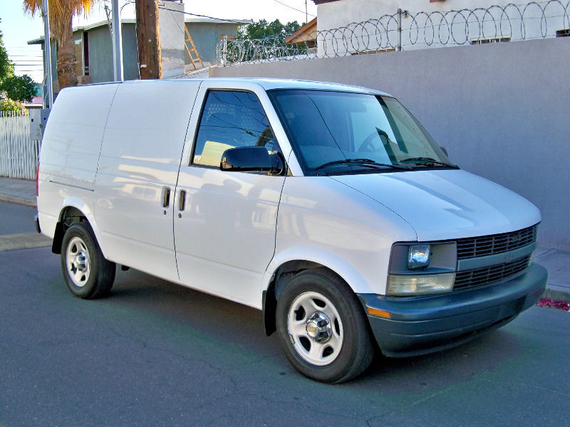 Chevrolet Astro 2004 foto - 4