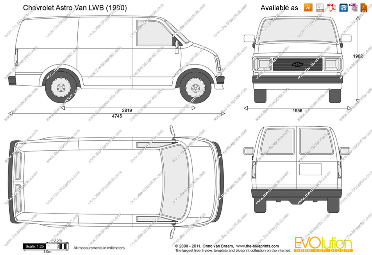 Chevrolet Astro 2005 foto - 5