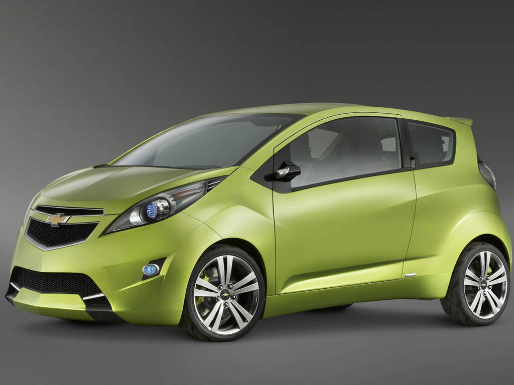 Chevrolet Beat 2011 foto - 1