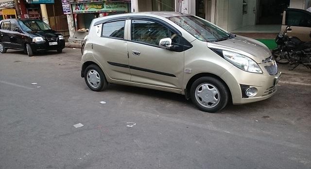 Chevrolet Beat 2011 foto - 3