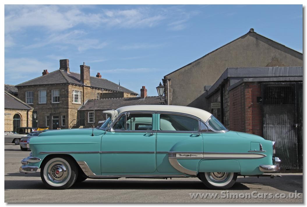 Chevrolet Bel air 1949 foto - 1