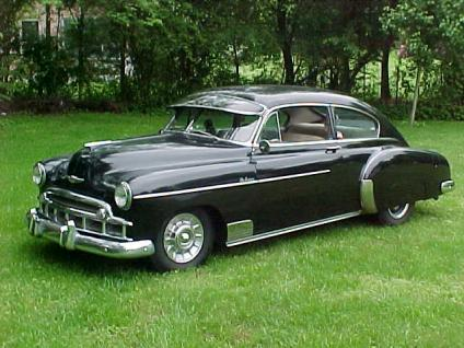 Chevrolet Bel air 1949 foto - 2