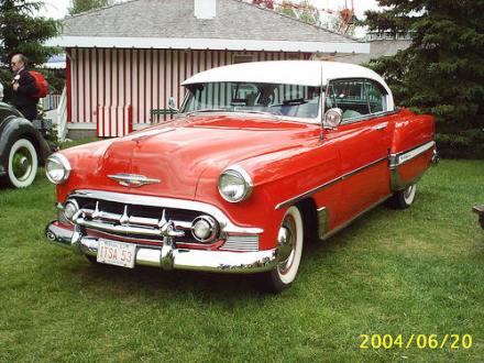 Chevrolet Bel air 1949 foto - 4