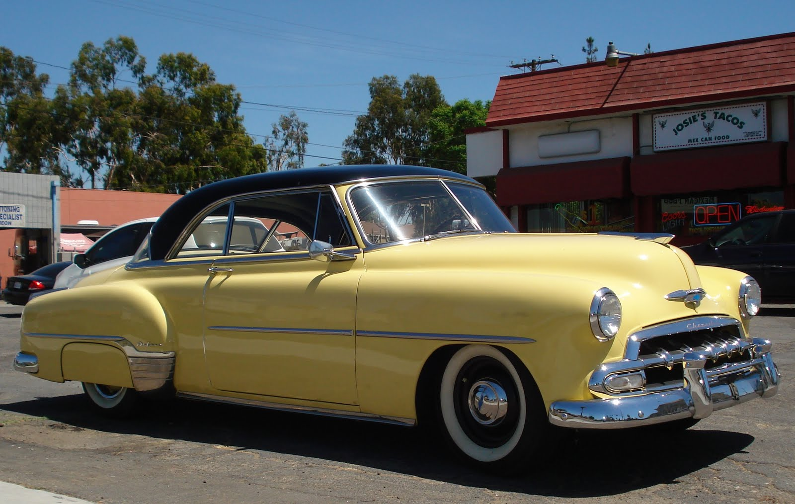 Chevrolet Bel air 1950 foto - 2