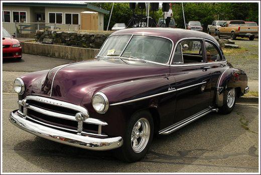 Chevrolet Bel air 1950 foto - 5