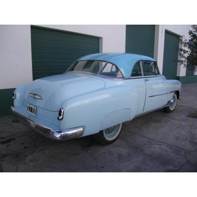 Chevrolet Bel air 1951 foto - 5