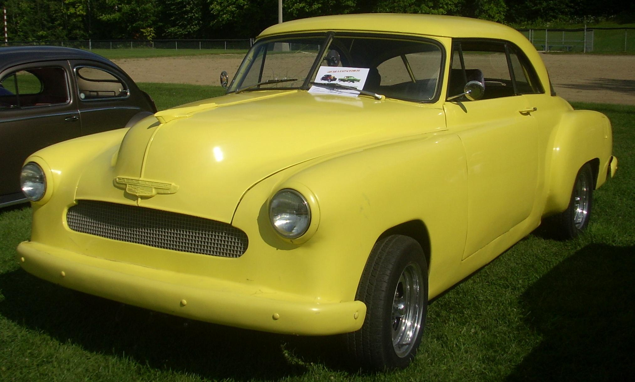 Chevrolet Bel air 1952 foto - 3