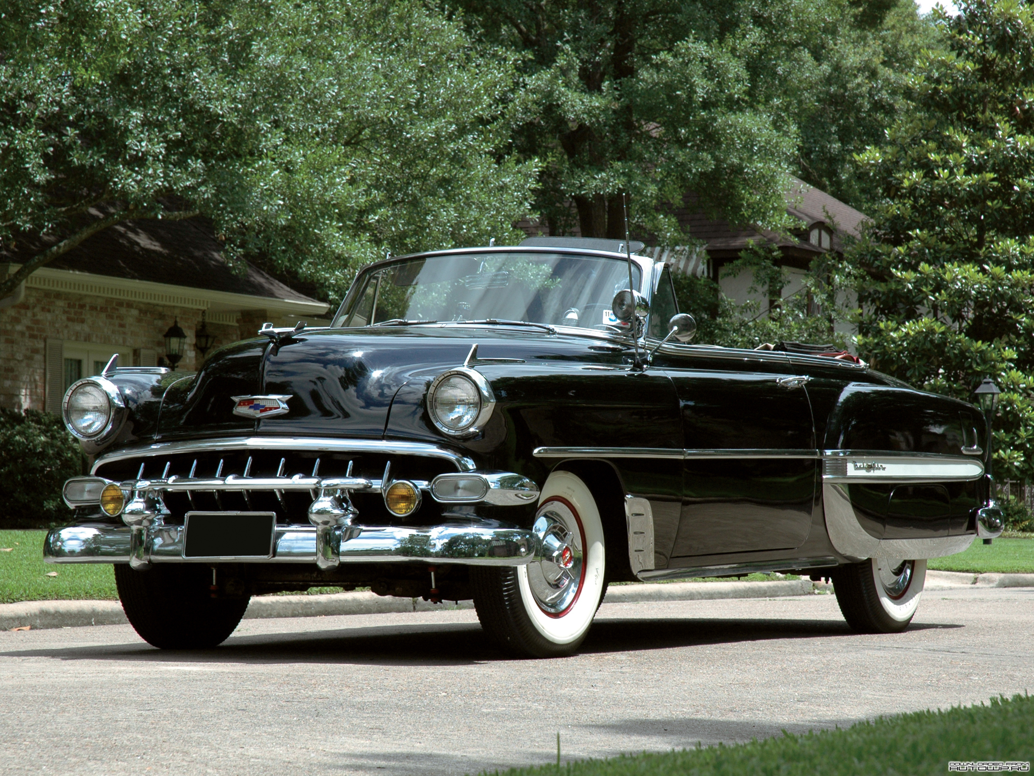 Chevrolet Bel air 1952 foto - 4