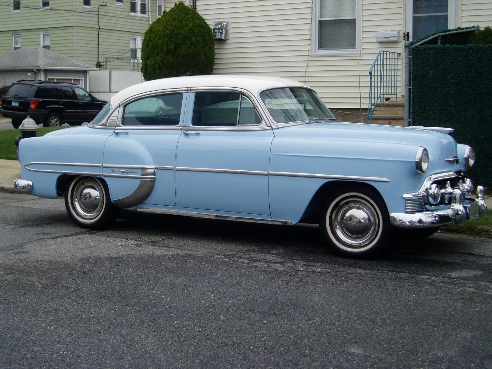 Chevrolet Bel air 1953 foto - 1