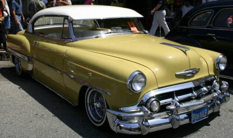 Chevrolet Bel air 1953 foto - 2