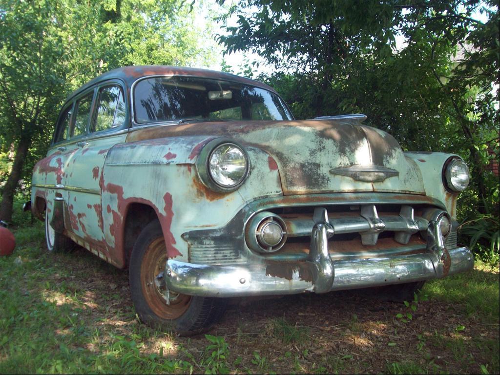 Chevrolet Bel air 1953 foto - 3