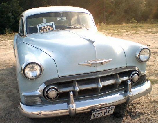 Chevrolet Bel air 1953 foto - 4
