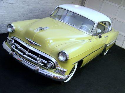 Chevrolet Bel air 1953 foto - 5