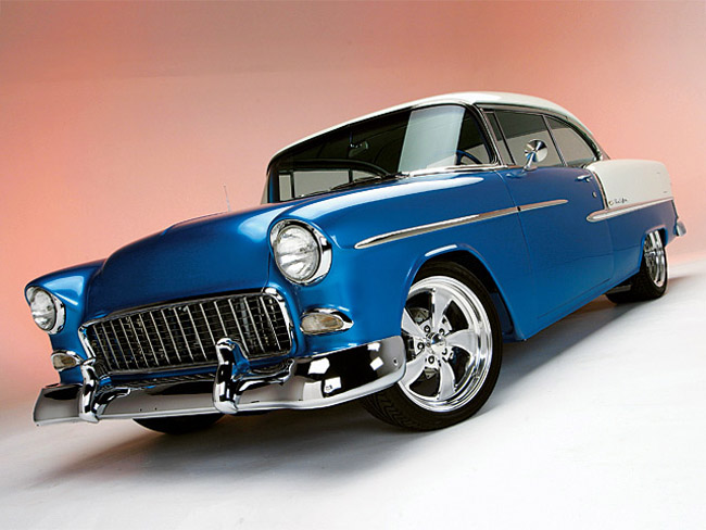 Chevrolet Bel air 1955 foto - 1