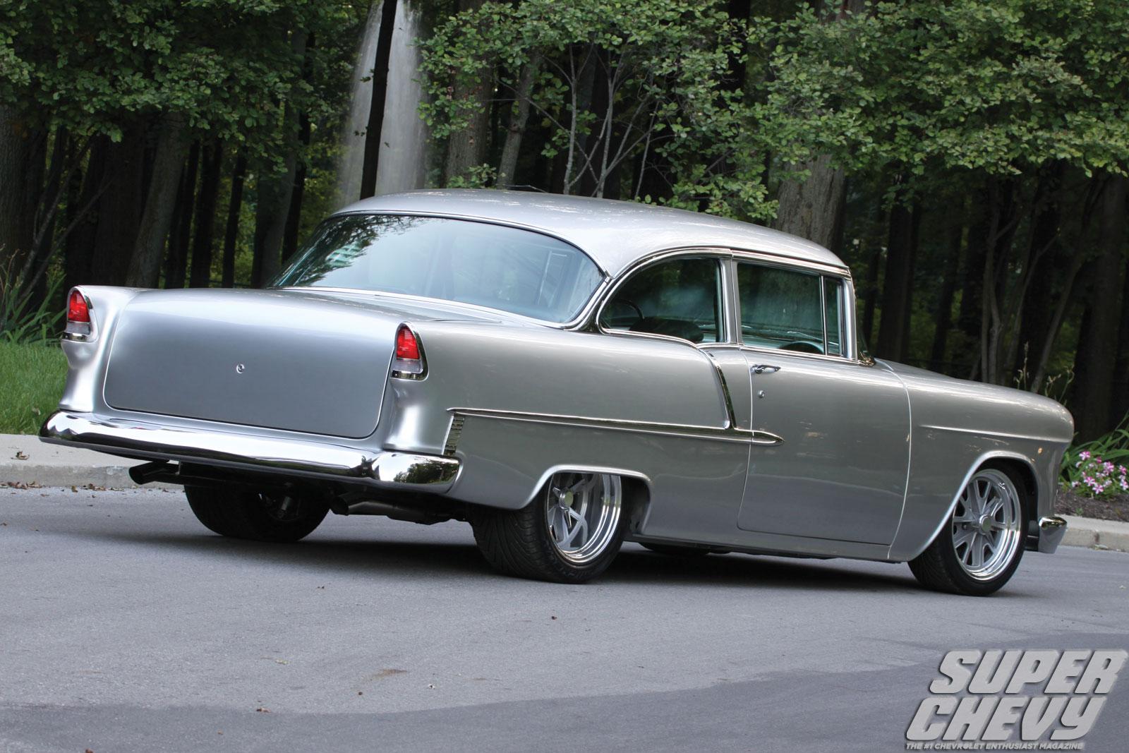 Chevrolet Bel air 1955 foto - 2