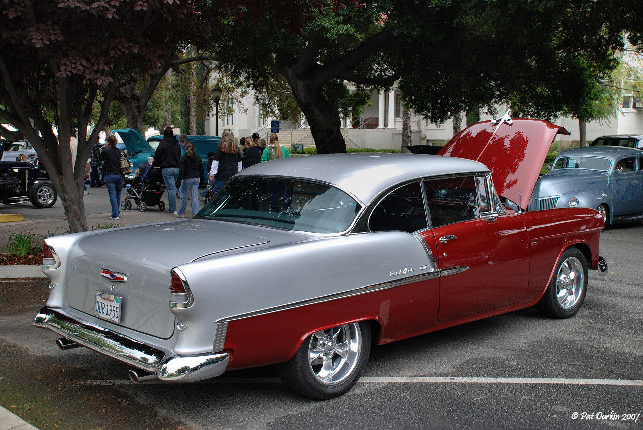 Chevrolet Bel air 1955 foto - 5