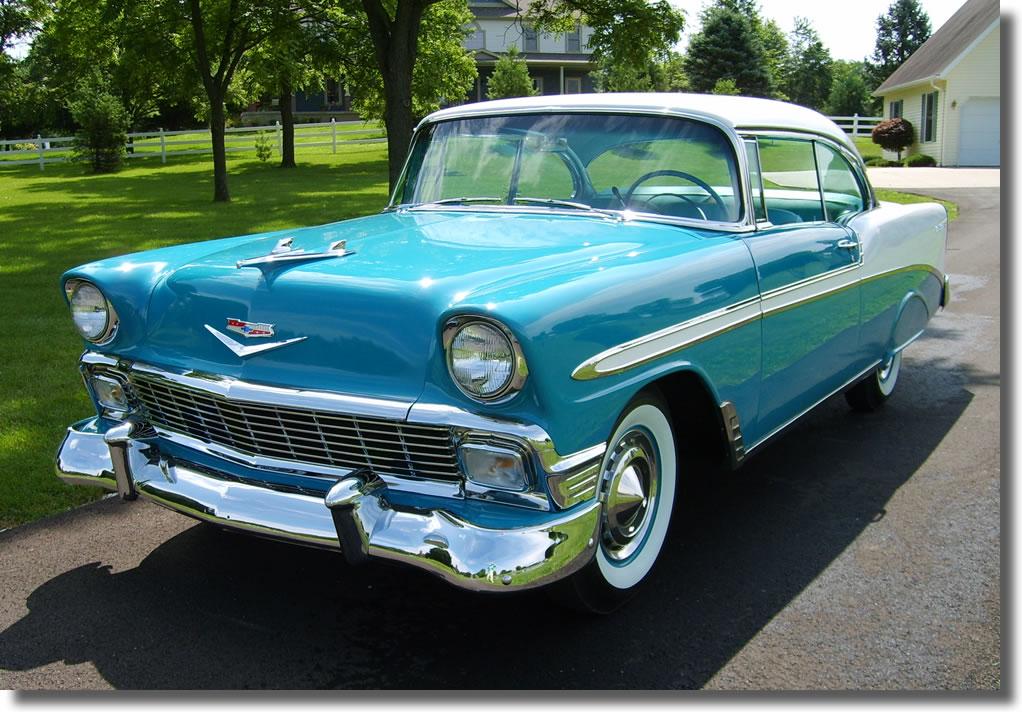 Chevrolet Bel air 1956 foto - 1