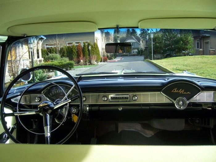 Chevrolet Bel air 1956 foto - 3
